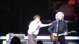 John Mellencamp with Donovan  Sunshine Superman Live