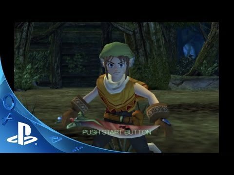 PlayStation Experience 2015: Dark Cloud - Gameplay Video 1 | PS2 on PS4 thumbnail