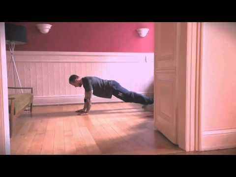 Bodyweight Home Exercises