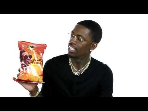 "Rich Homie Quan Taste Tests Boosie Badazz Rap Snacks ""Louisiana Heat"" and Gives Honest Review"