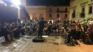 Lady Gaga~ Banda sinfónica de Zacatecas Mexico