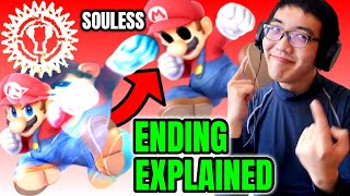SAVE ME.. Game Theory: Super Smash Bros Ultimate Ending EXPLAINED   World of Light True Ending 🆁🅴🅰🅲🆃