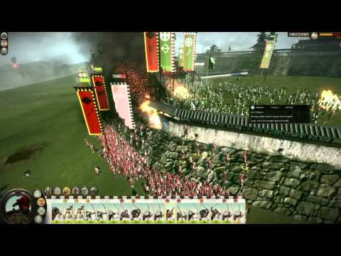 Shogun 2: Total War Battle Trailer