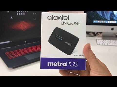 How to get CHEAP internet in 2018 – Alcatel LINKZONE Unboxing and Review