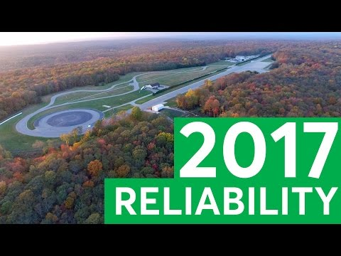 2017 Consumer Reports New Car Reliability Results | Consumer Reports