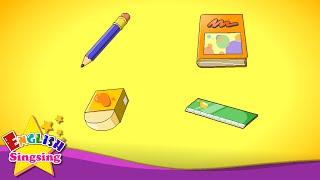 Words dễ dàng 5 (Văn Song) - Học từ vựng tiếng Anh cho trẻ em
