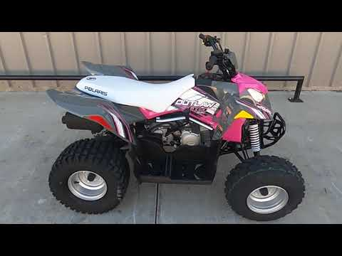 2021 Polaris Sportsman Outlaw 110 EFI