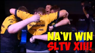 Na`Vi выигрывают STARLADDER S13!!! ENVYUS ОТСОСАЛИ!!!