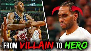 4 Times NBA Villains Shockingly Became Heroes