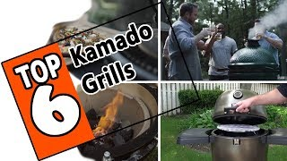 🌻 Best Kamado Grill 2019 - Review Of 6 Top Rated Ceramic Charcoal Grills