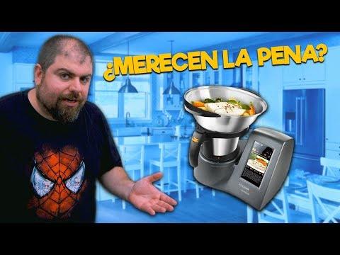℗ Experimentos con robot de cocina ¿Es una buena compra? | SuperPilopi