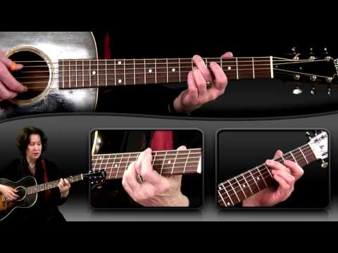 Blues Guitar Lesson - Drop D Tuning