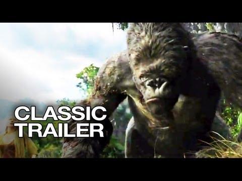 Video trailer för King Kong Official Trailer #1 - Jack Black Movie (2005) HD