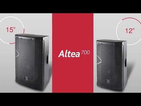 DAS Altea 700 Series đã có mặt tại Việt Thương Music