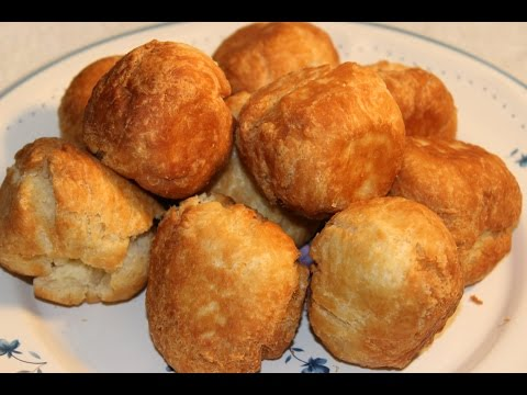 HOW TO MAKE JAMAICAN FRIED DUMPLINGS 2014