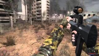Сталкер. Путь в Припять-лаборатория x8 и броня джаггернаута #9