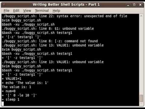 A simple shell script for a Blog & RSS feed - игровое видео