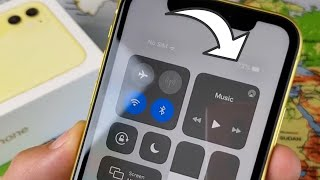 iPhone 11 / 11 Pro Max: How to Add Battery Percentage % Sign? Can View, Not Add