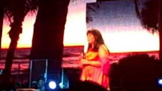 Donna Summer - Sand On My Feet (Live)