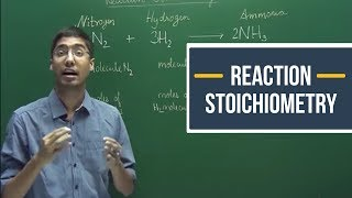 Reaction Stoichiometry | Some Basic Concepts Of Chemistry | Chemistry | IIT JEE | Class 11