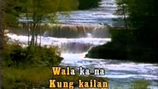 KARAOKE   Jolina Magdangal   Kung Kailan Wala Ka Na