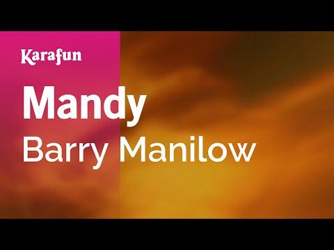 Karaoke Mandy - Barry Manilow *