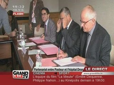 Bilan de Santé : Dron s'allie avec L'Institut Pasteur