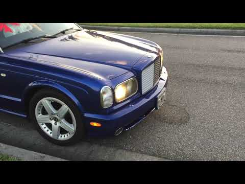 Video of 2002 Arnage located in Orlando Florida Offered by a Private Seller - QUG1