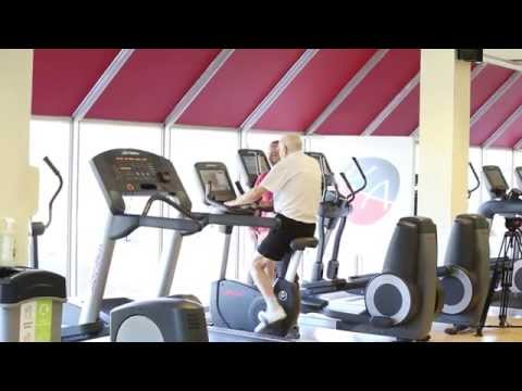 Exercise video for prostate conditions