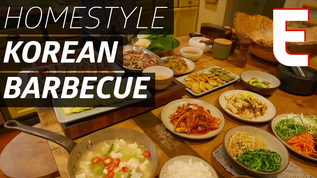 How To Eat Korean Barbecue At Home The Right Way thumbnail