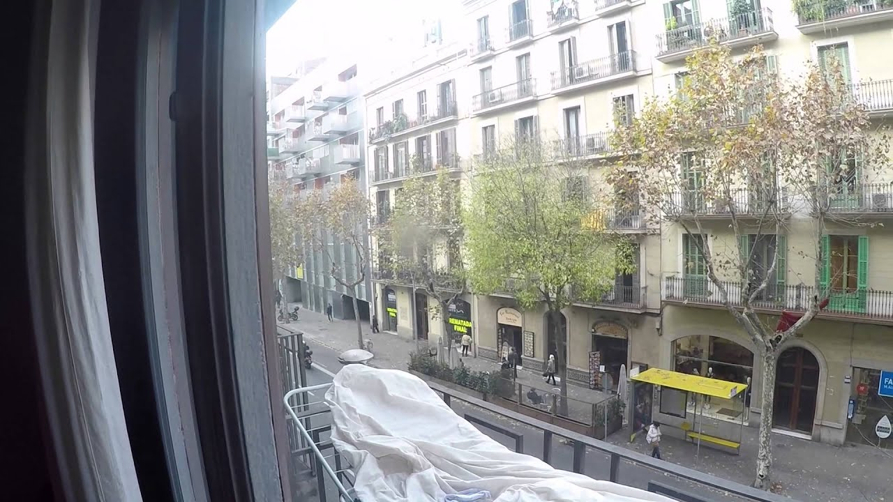 7 rooms for rent in central Eixample Dreta, Barcelona