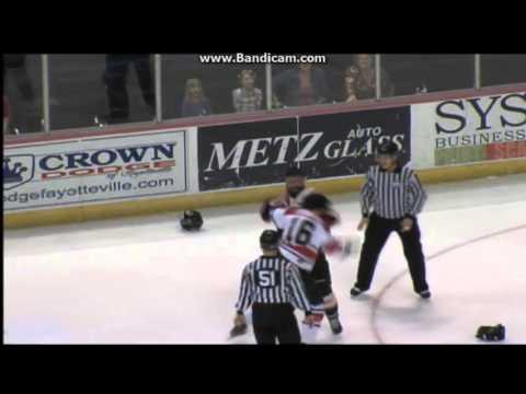 Tayler Thompson vs. Dennis Sicard