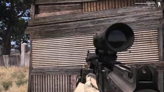 ArmA 3 Bug report: RHS 0.3.8 Lack of penetration for metal shacks