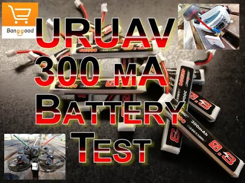 URUAV Backyard Battery Test 16/04/2019