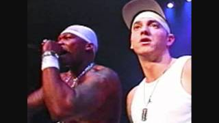50 cent Feat.Lloyd Banks and Eminem-Dont push me