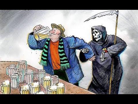 Алкоголизм в Европе. Наркомания в США. Ситуация в РФ