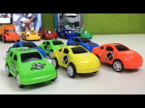 Juego de Carros para Niños ►Cochecitos de Juguete