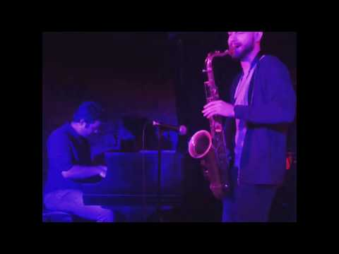 "This is a short clip of me blowing over ""Alone Together"" at Rudy's Jazz Room in Nashville."
