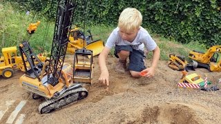 BRUDER TOYs Tunnel LONG PLAY ♦ BRUDER Truck Recovery In Jacks Bworld CONSTRUCTION