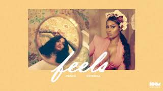 Kehlani   Feels (feat. Nicki Minaj) [MASHUP]