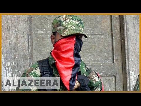 Ex-FARC rebels sworn into Colombia's Congress l Al Jazeera English