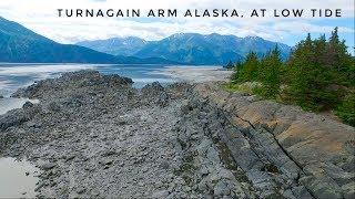 Turnagain Arm Alaska   Bird Point At Low Tide   Vlog 4