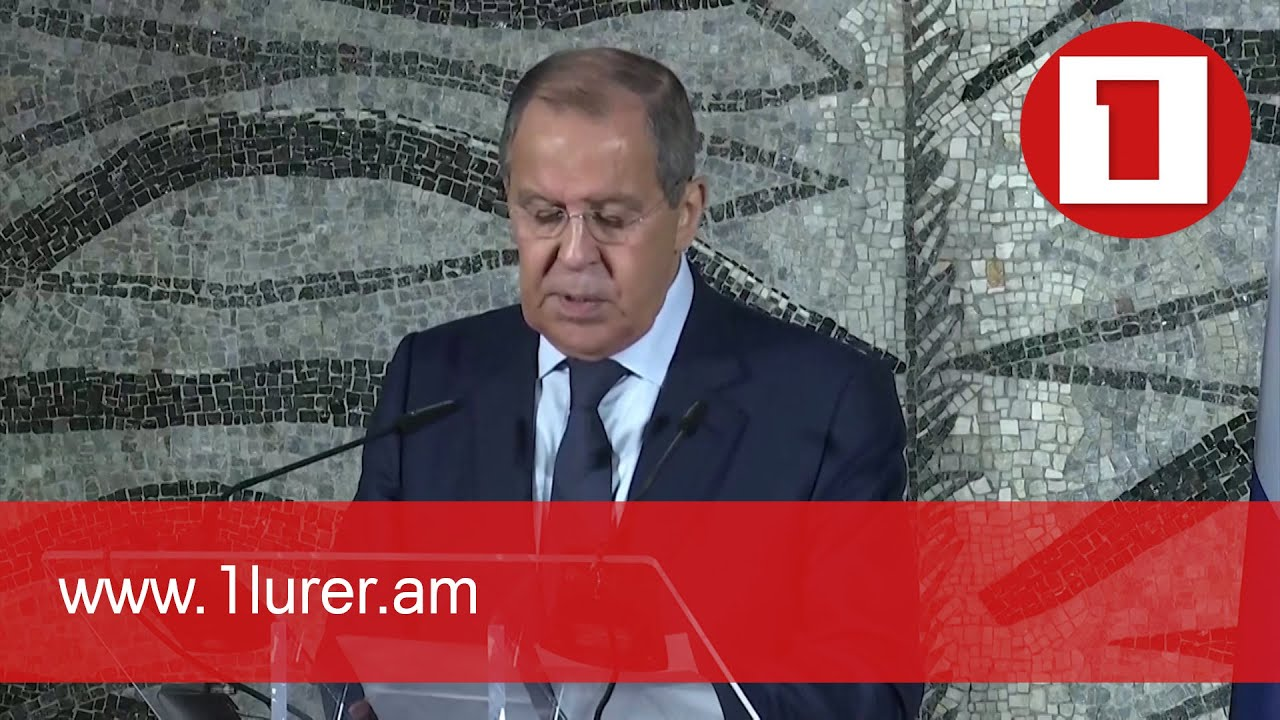 Russian and French Foreign Ministers discuss Nagorno-Karabakh issue