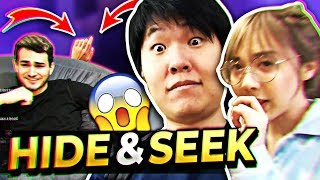 OFFLINETV EXTREME HIDE & SEEK ft. Disguised Toast, XChocobars, Lilypichu & Friends