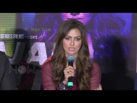 Sana Khan, Gurmeet Choudhary, Rajneesh Duggal REACT On Sex Scenes | Wajah Tum Ho
