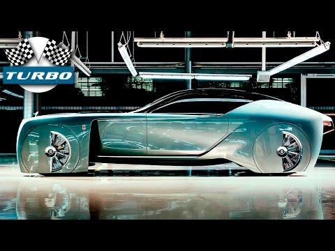 Обзор элитного ROLLS ROYCE 103EX VISION NEXT 100 Concept 2016