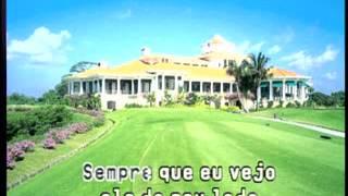 karaokê - ME APAIXONEI PELA PESSOA ERRADA - Exaltasamba