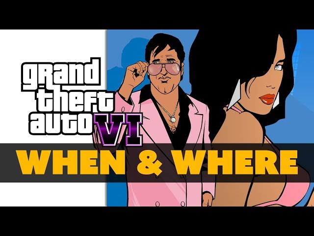 GTA 6 May Be Set in Vice City and South America With a 2022 Release