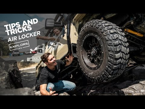 ARB LOCKERS ARE THEY WORTH IT??    EXPLORE TIPS