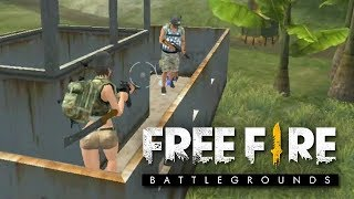 Free Fire - Battlegrounds - No Retreat. No Surrender. [SOLO Deathmatch] - Android Gameplay